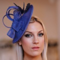 medium sized occasion wear hat