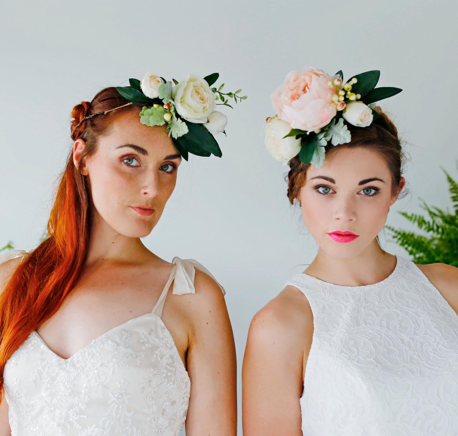 Flower Crown Brides