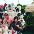 holly young millinery workshop Cornwall
