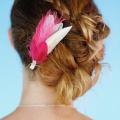 Feather Hair Accessory