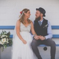 Grooms style Cornish wedding
