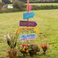 cute rustic wedding signs
