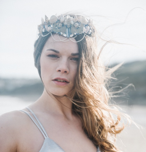 Tiaras, lace & flower crowns