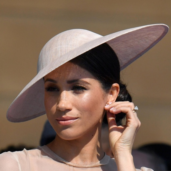 Glamour Muse Monday - Meghan Markle