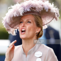 Sophie countess of Wessex Royal Ascot 2018 Jane Taylor Hate