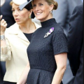 Sophie countess of Wessex fashion style Jane Taylor hat