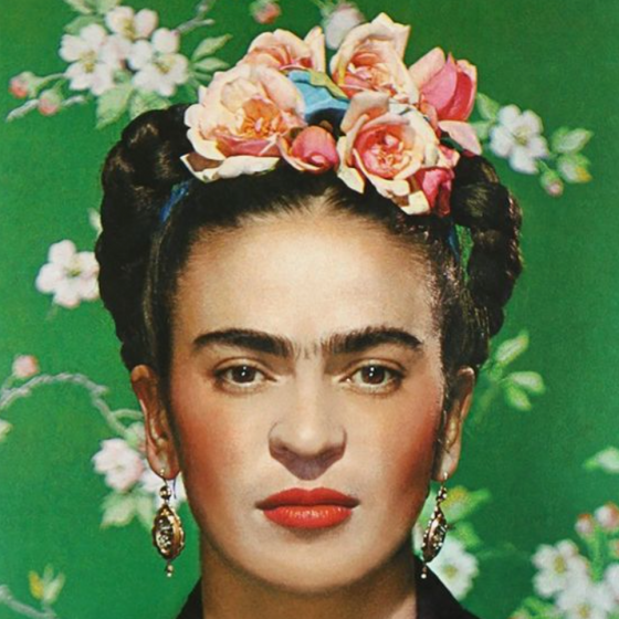 Glamour Muse Monday - Frida Kahlo