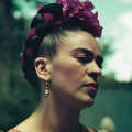 Frida Kahlo Ribbon braids