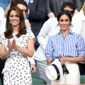 meghan markle Panama hat at Wimbledon