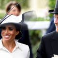 Meghan Markle hat at royal ascot