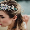 Shell crown for a mermaid bride