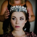 wedding hair and make up Cornwall