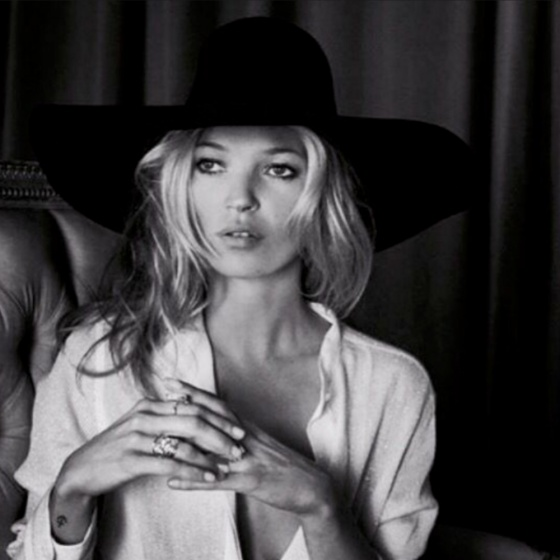 Glamour Muse Monday - Kate Moss
