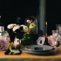 rock and roll wedding table decorations