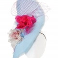 large wedding or races hat Holly Young