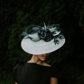 black and ivory races hat