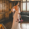 Christine Trewinnard wedding dress