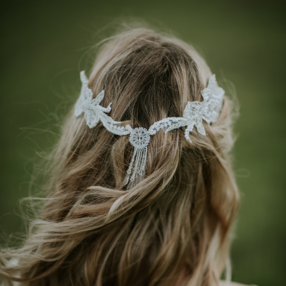 'Nevek' heavenly Hair Chain