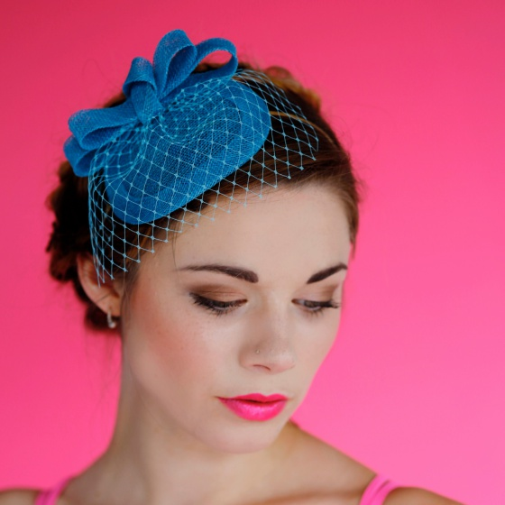Customizable Turquoise Headpiece