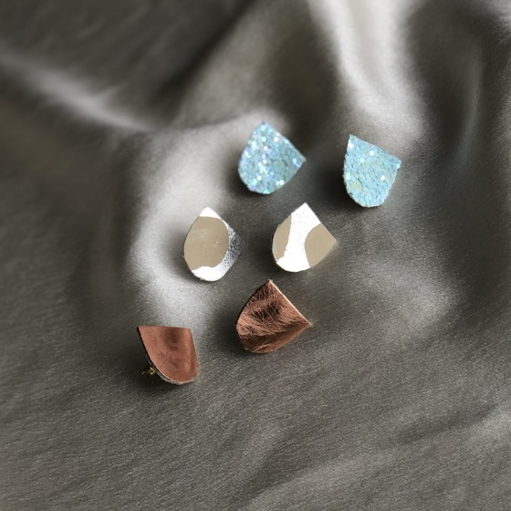 'Spice' Stud earrings