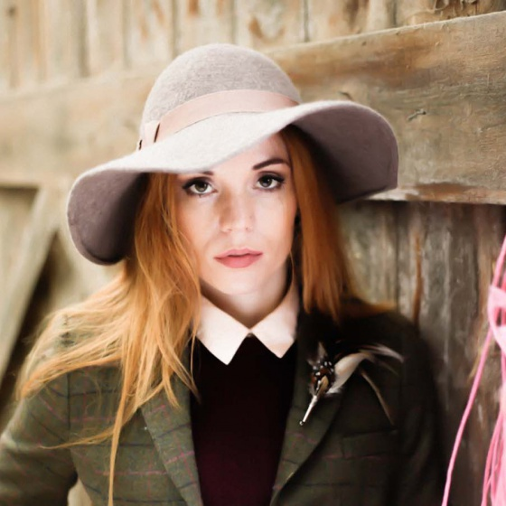 Autumn/Winter hat & accessories collection 2015
