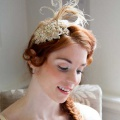 champagne-lace-bridal-hair-accessory