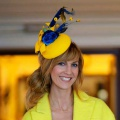 yellow-cocktail-hat-for-wedding-Holly-Young