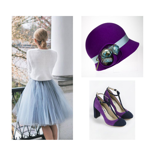 Purple-Blue-Wedding-Races-Outfit