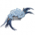 blue-lace-feather-hair-comb
