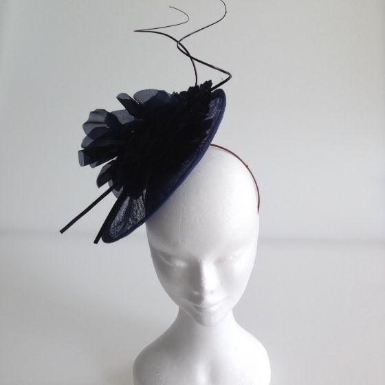 Ascot Ladies Day Hats For Hire in Cornwall