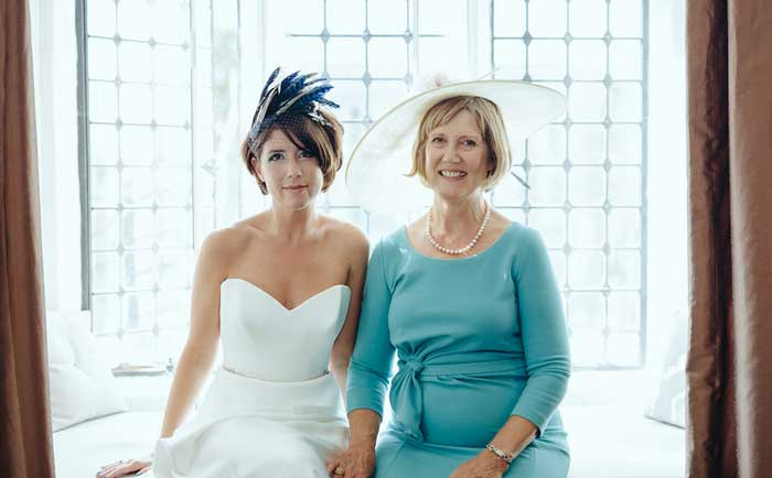 mother and bride millinery