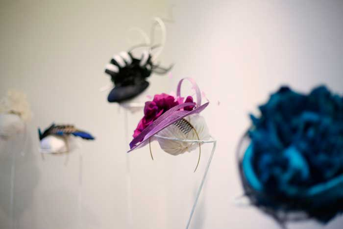 millinery exhibition hats cornwall