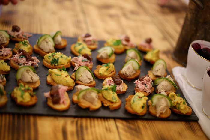 canapes-private-view-party-h-y-