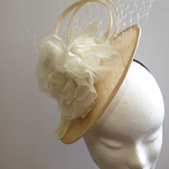 Ladies Ascot & Wedding Hats to Hire in Cornwall